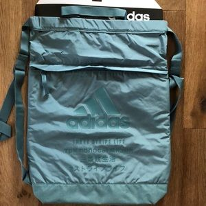 a5e60a39e11b adidas Bags - adidas Amplifier Blocked sackpack